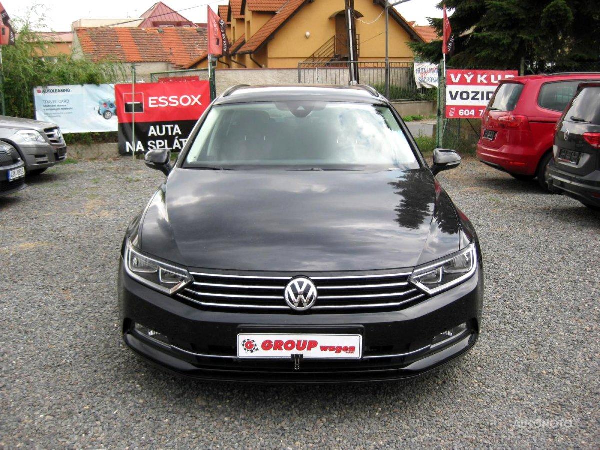 Volkswagen Passat, 2019 - celkový pohled