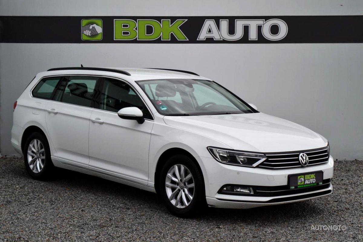 Volkswagen Passat, 2015 - celkový pohled