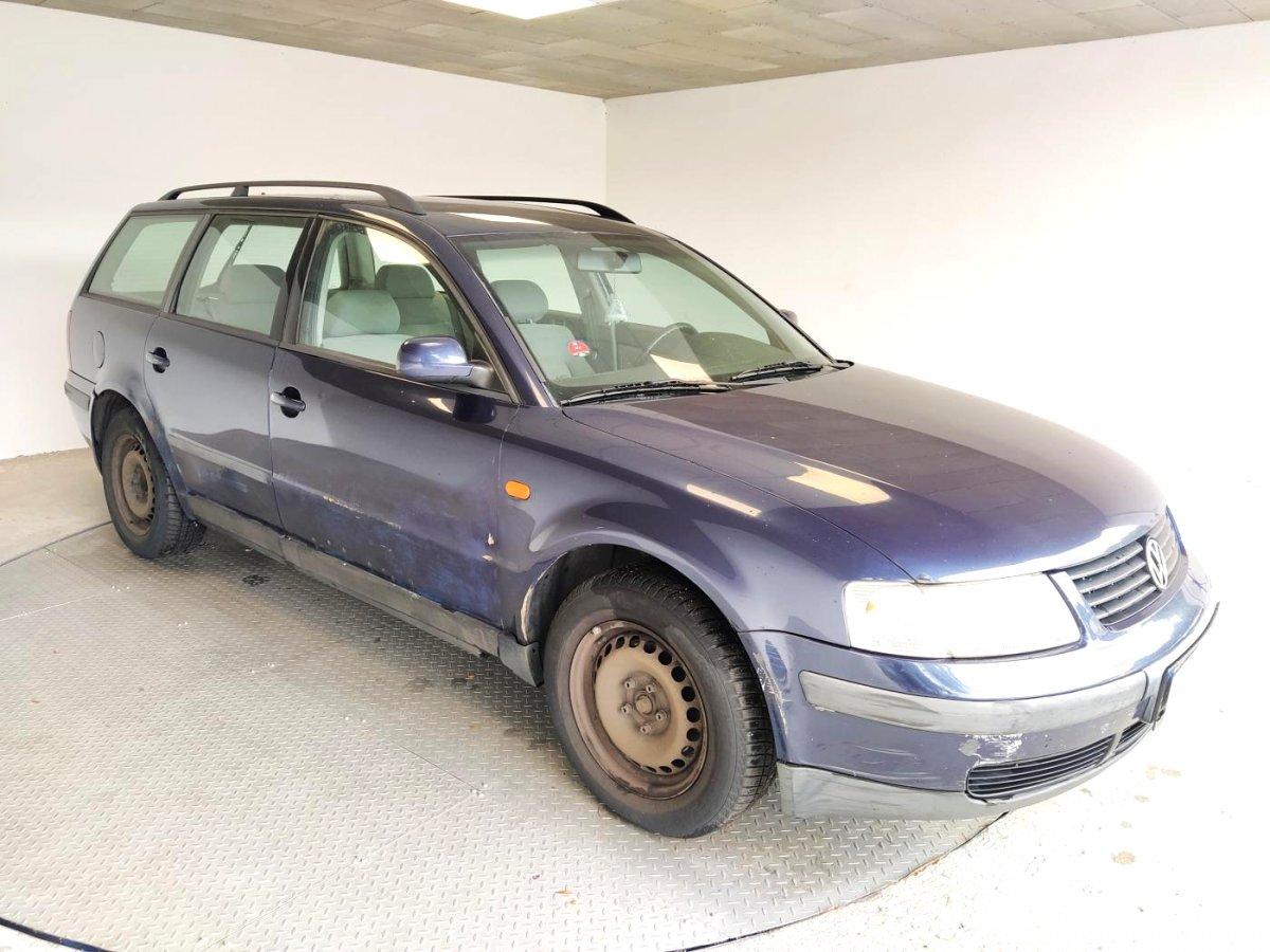Volkswagen Passat, 1997 - celkový pohled