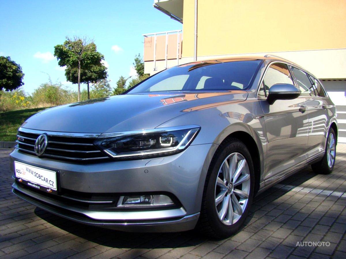 Volkswagen Passat, 0 - celkový pohled