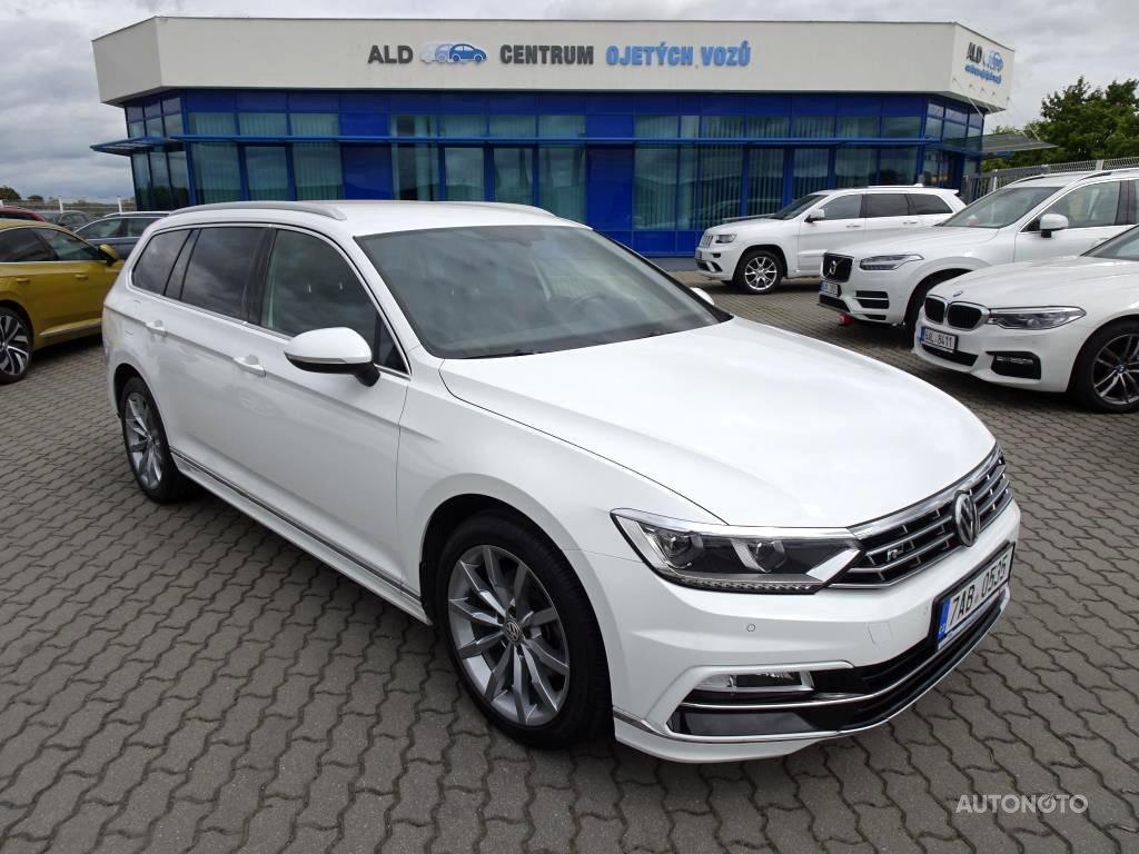 Volkswagen Passat, 2018 - celkový pohled