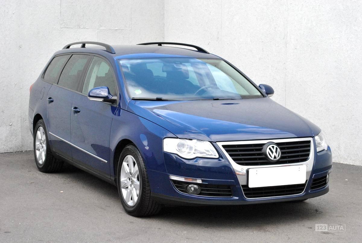 Volkswagen Passat, 2008 - celkový pohled