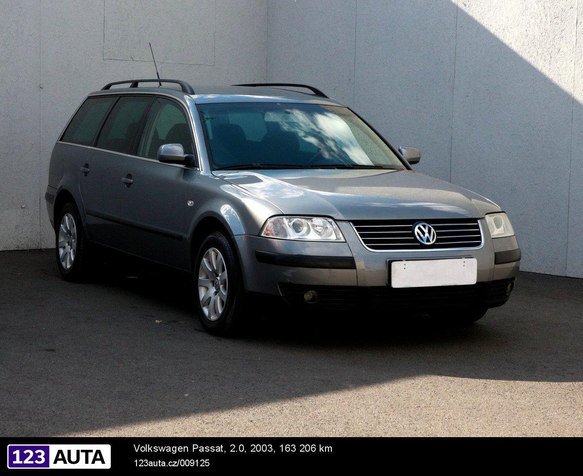 Volkswagen Passat, 2005 - celkový pohled