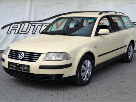 Volkswagen Passat, 2001