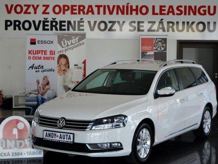 Volkswagen Passat 2.0 TDi NAVI PDC S.KNIHA