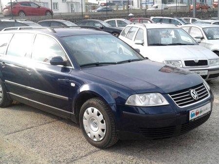 Volkswagen Passat, 2002