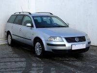 Volkswagen Passat, 2002 - celkový pohled