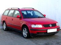 Volkswagen Passat, 1999 - celkový pohled