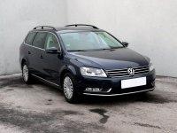 Volkswagen Passat, 2011 - celkový pohled