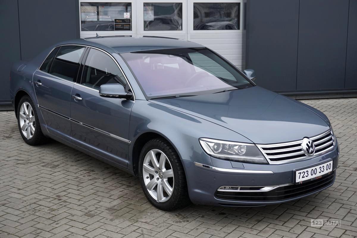 Volkswagen Phaeton, 2011 - celkový pohled