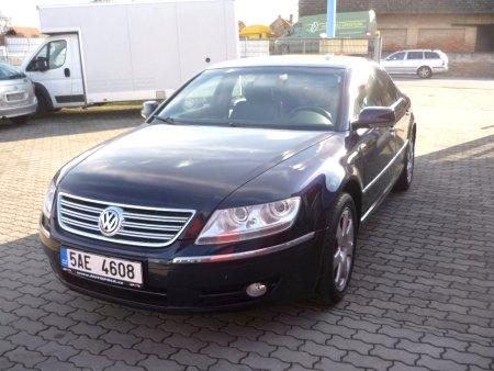Volkswagen Phaeton, 2003