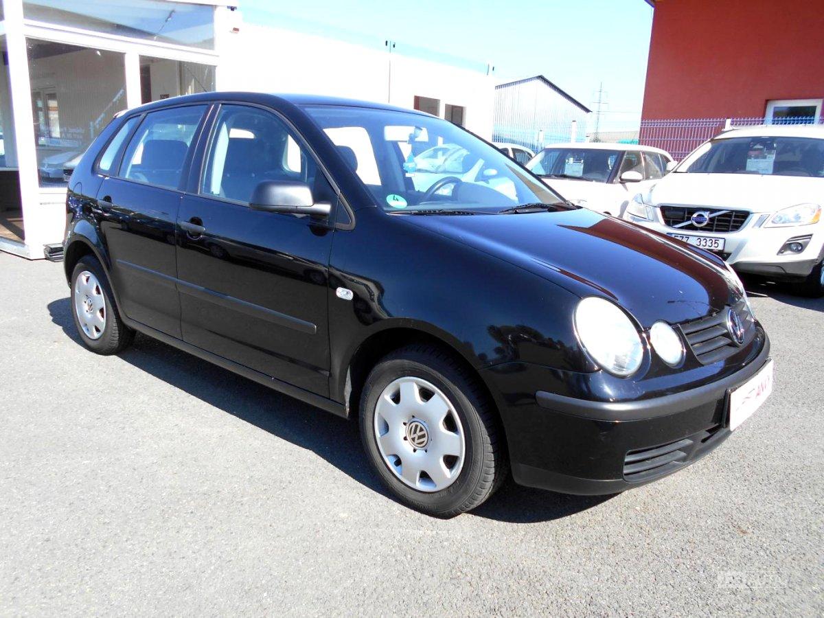 Volkswagen Polo, 2003 - celkový pohled