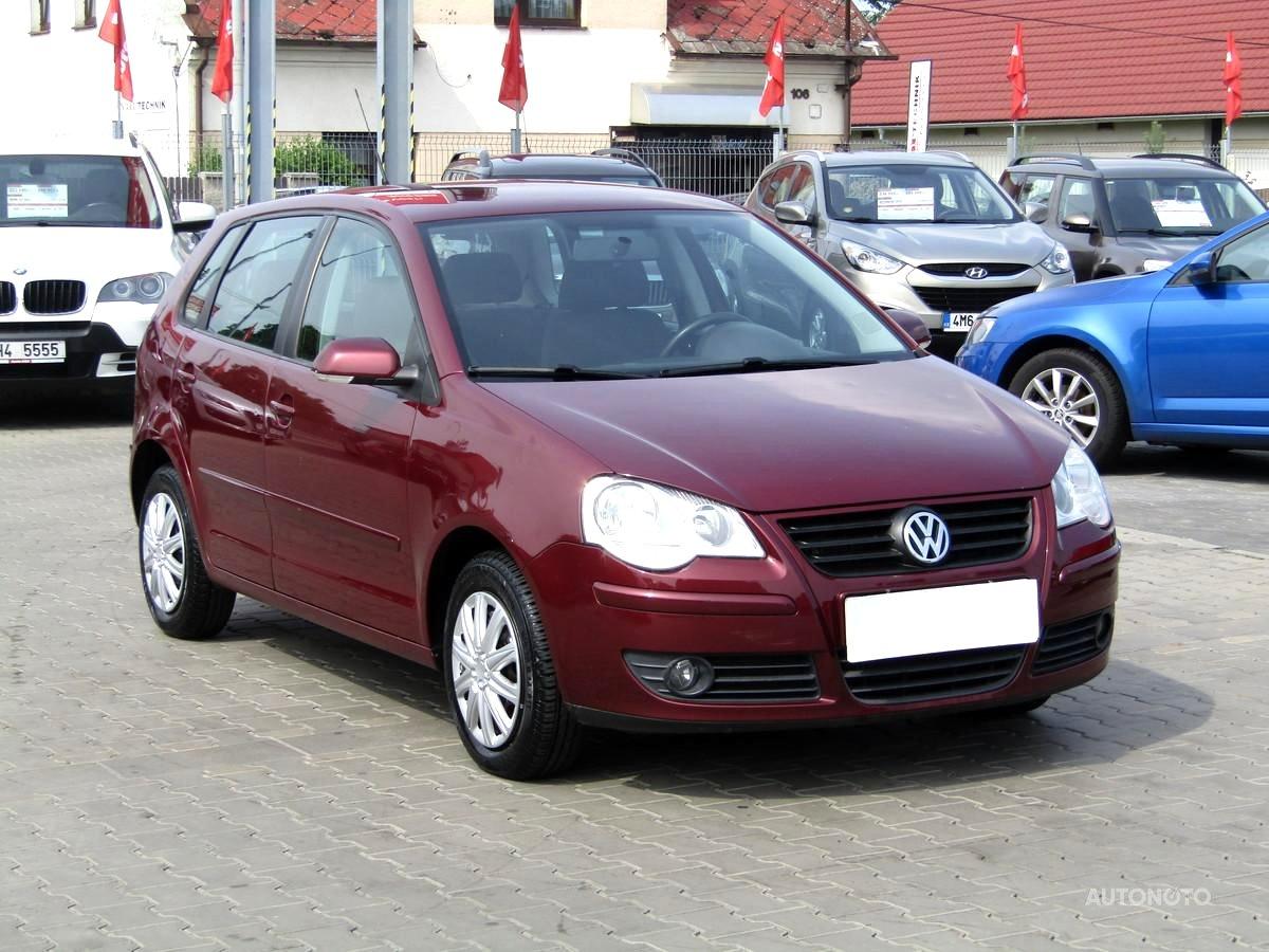 Volkswagen Polo, 2006 - celkový pohled