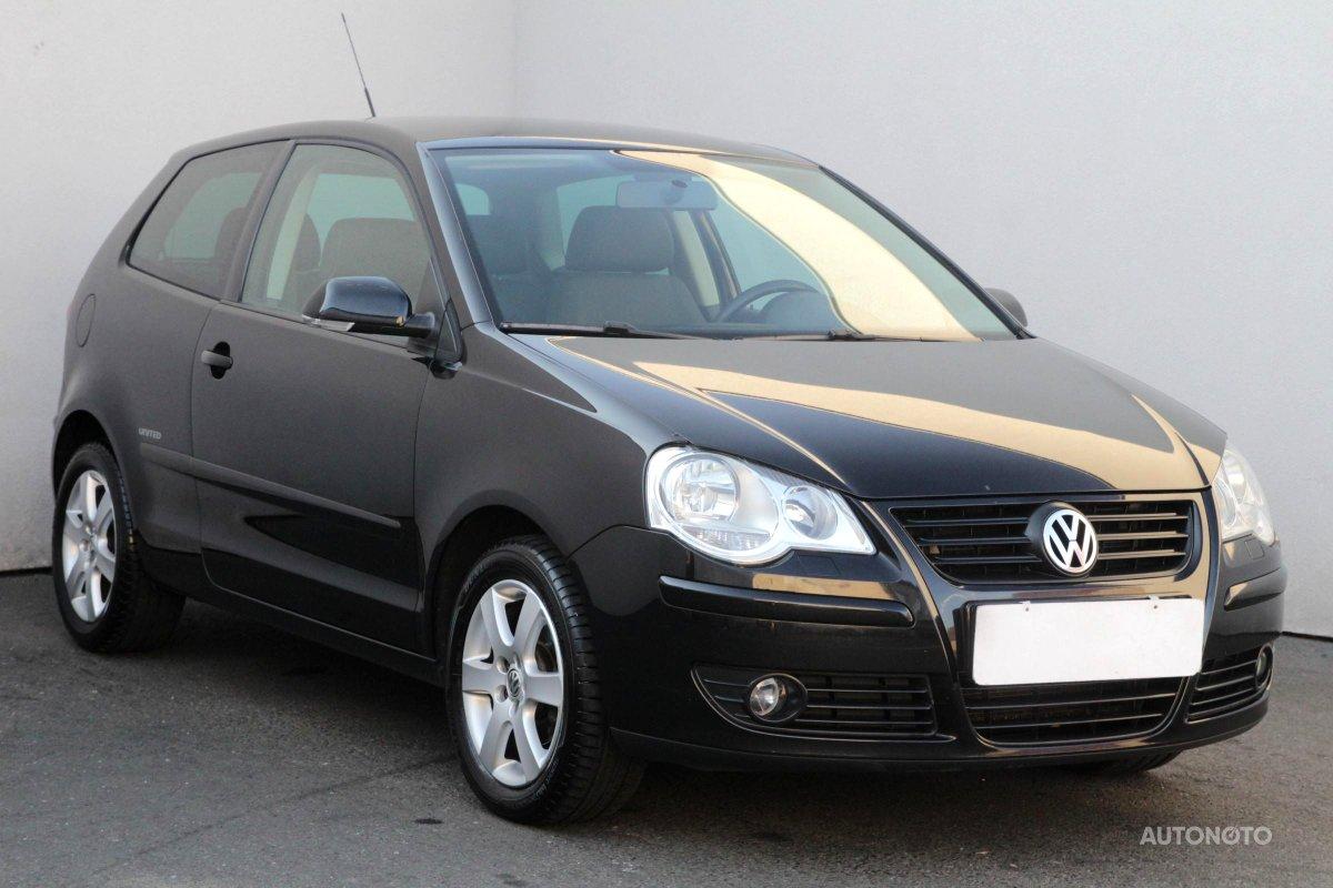 Volkswagen Polo, 2009 - celkový pohled