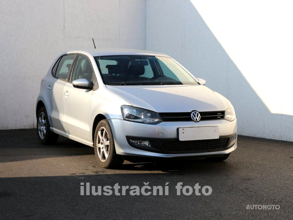 Volkswagen Polo, 2013 - celkový pohled