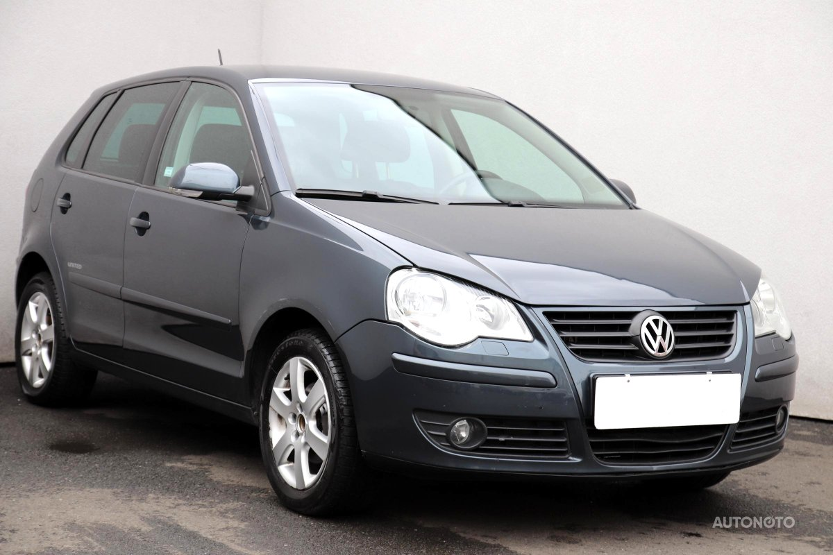 Volkswagen Polo, 2008 - celkový pohled
