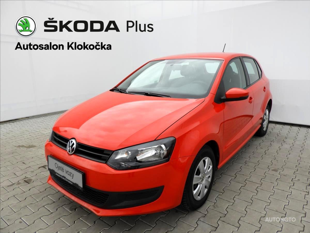 Volkswagen Polo, 2011 - celkový pohled