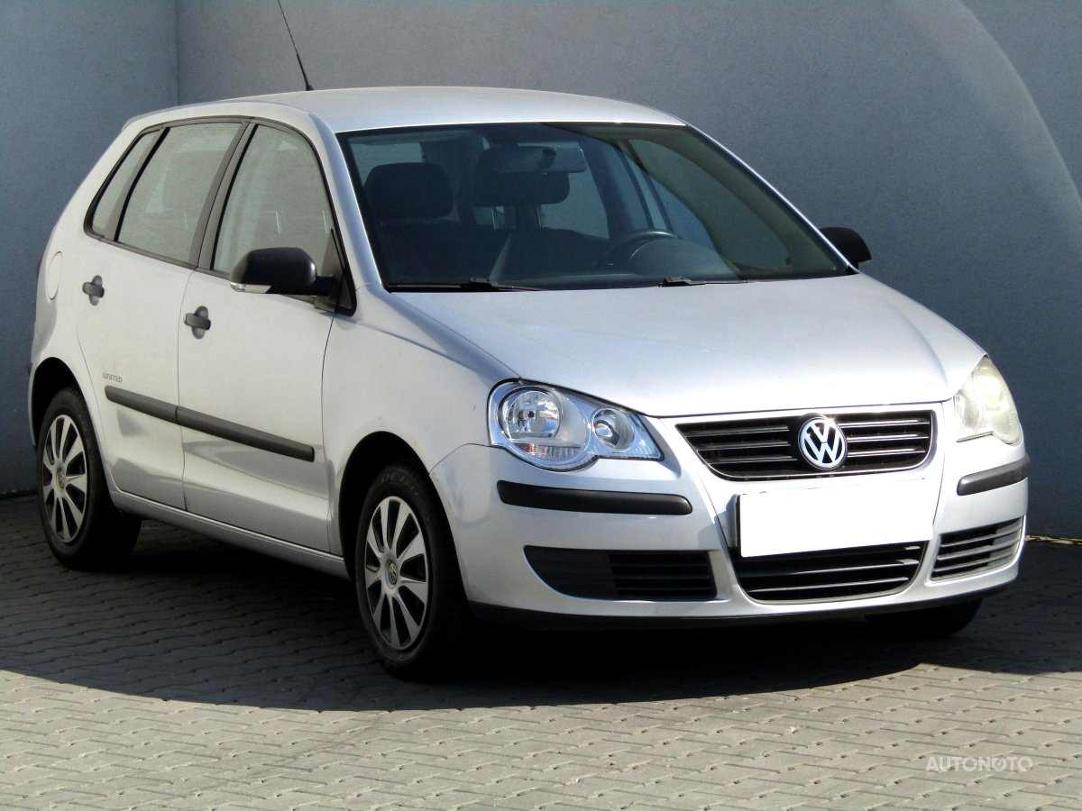 Volkswagen Polo, 2007 - celkový pohled