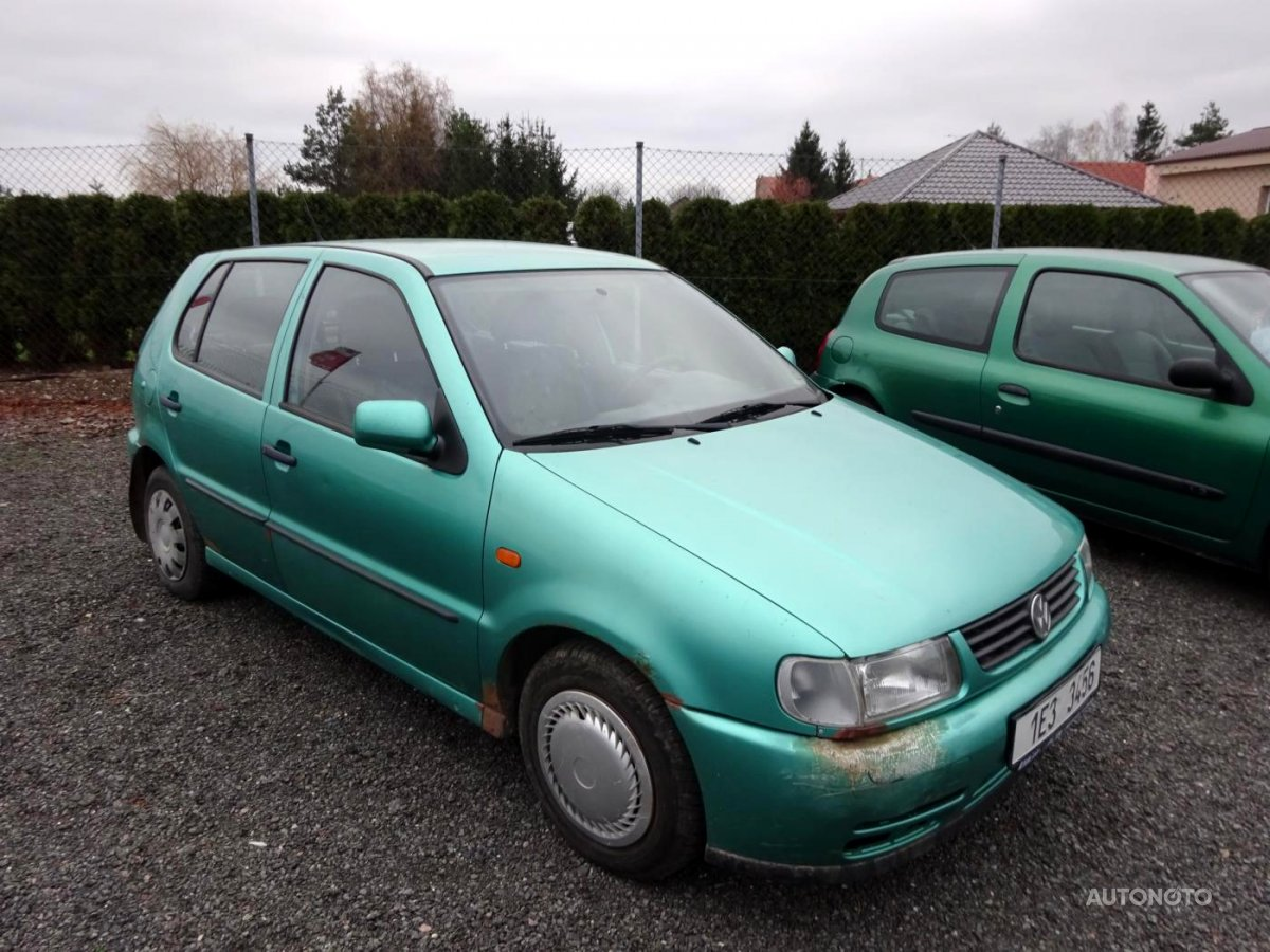 Volkswagen Polo, 1995 - celkový pohled