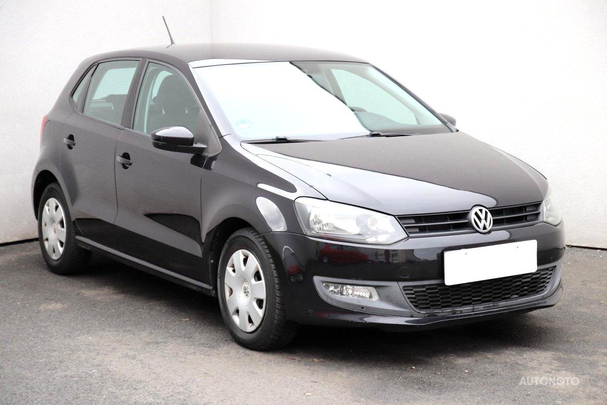 Volkswagen Polo, 2010 - celkový pohled