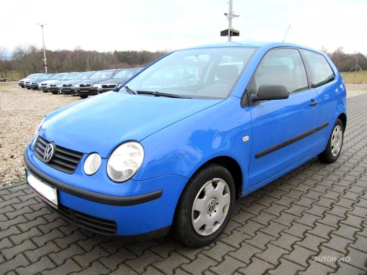 Volkswagen Polo, 2001 - celkový pohled