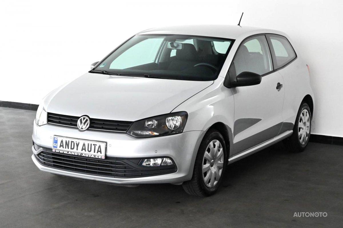 Volkswagen Polo, 2015 - celkový pohled