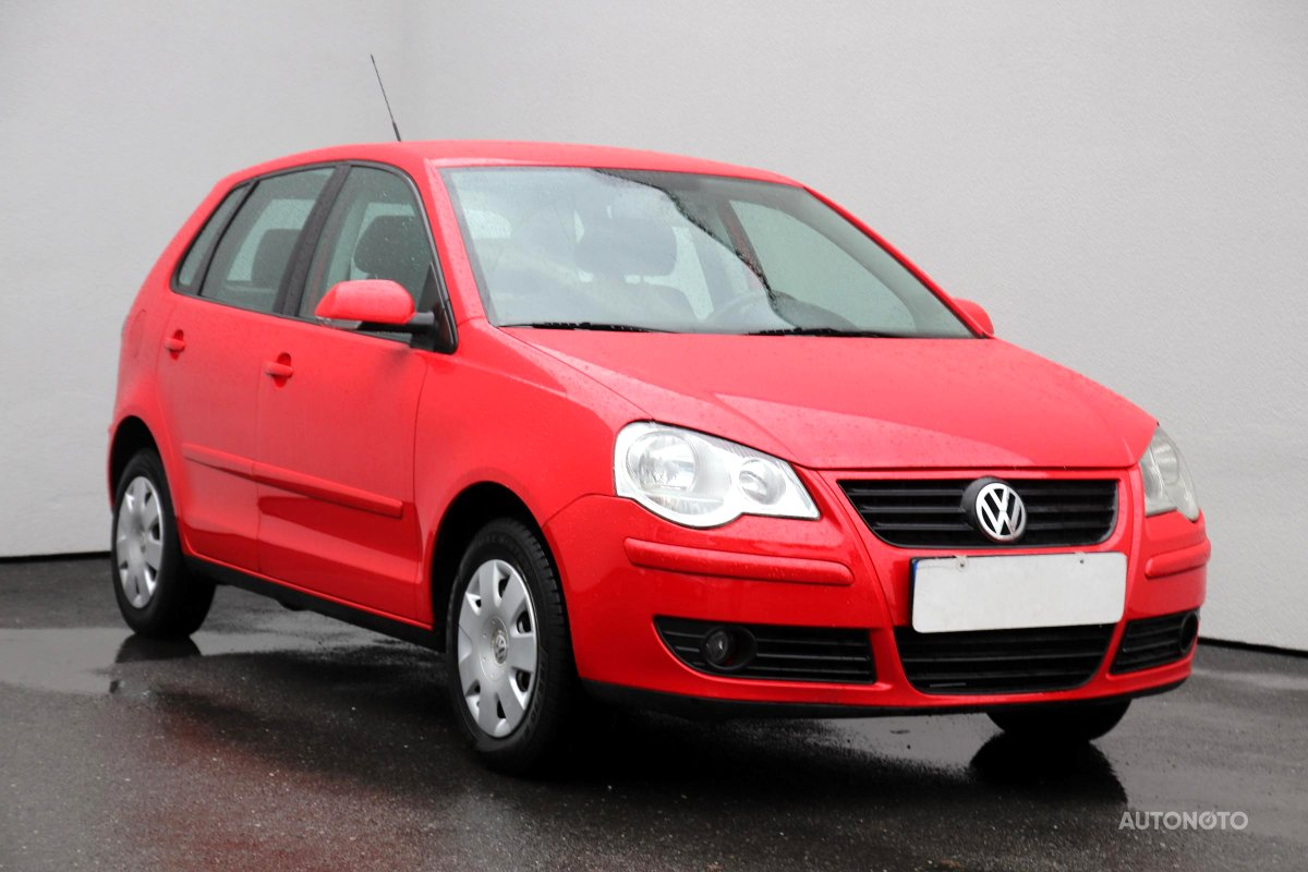 Volkswagen Polo, 2005 - celkový pohled
