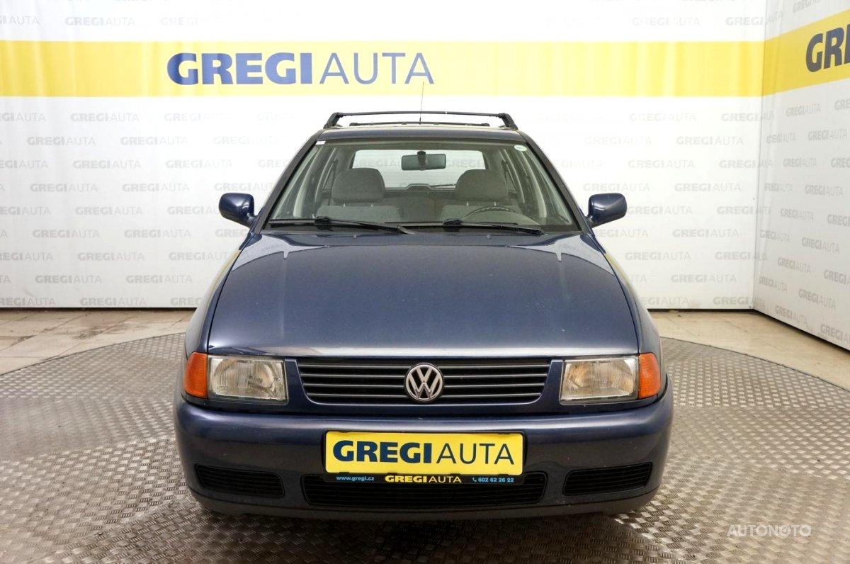 Volkswagen Polo, 1999 - celkový pohled