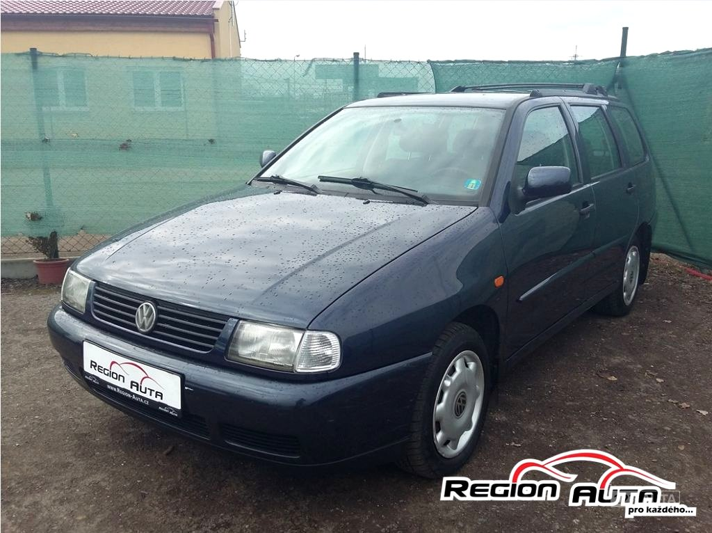 Volkswagen Polo, 1998 - celkový pohled