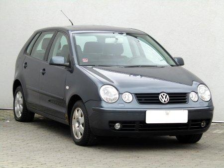 Volkswagen Polo, 2001