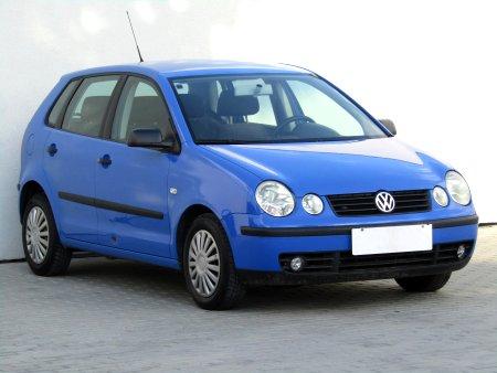 Volkswagen Polo, 2002