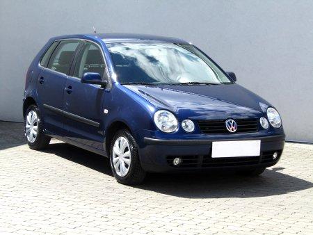 Volkswagen Polo, 2004