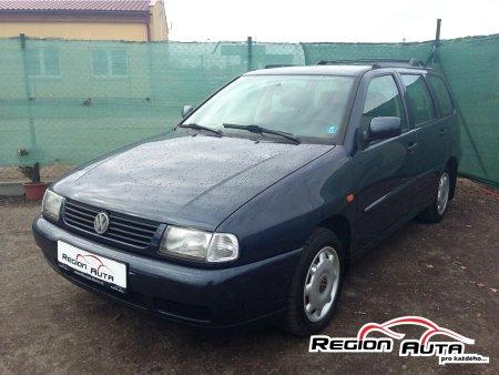 Volkswagen Polo, 1998