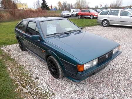 Volkswagen Scirocco, 1993
