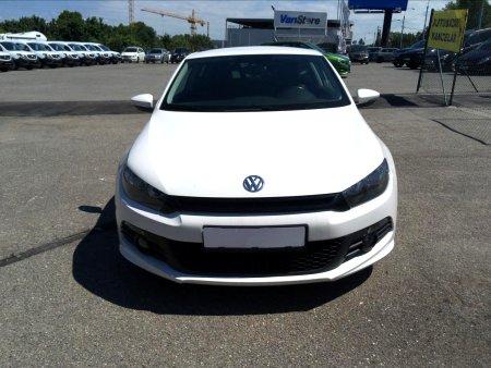Volkswagen Scirocco, 2011
