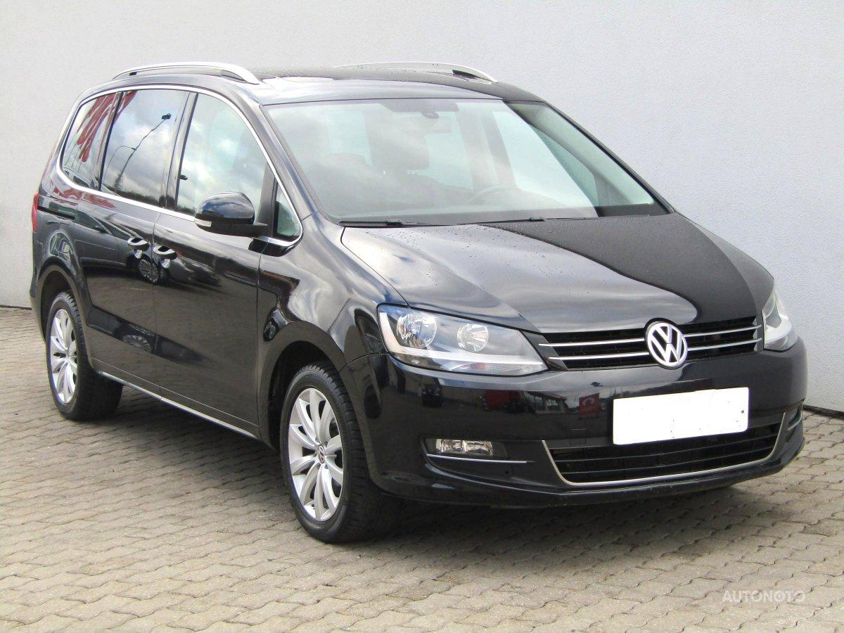 Volkswagen Sharan, 2010 - pohled č. 1