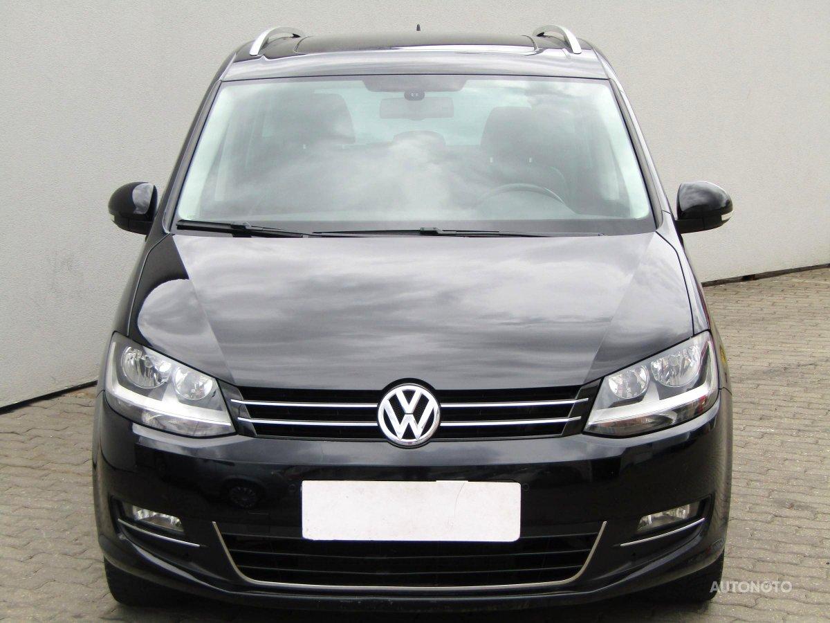 Volkswagen Sharan, 2010 - pohled č. 2