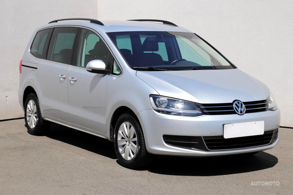 Volkswagen Sharan, 2010 - celkový pohled