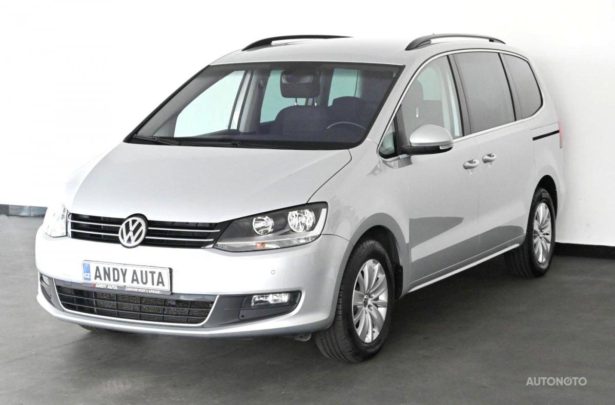 Volkswagen Sharan, 2016 - celkový pohled
