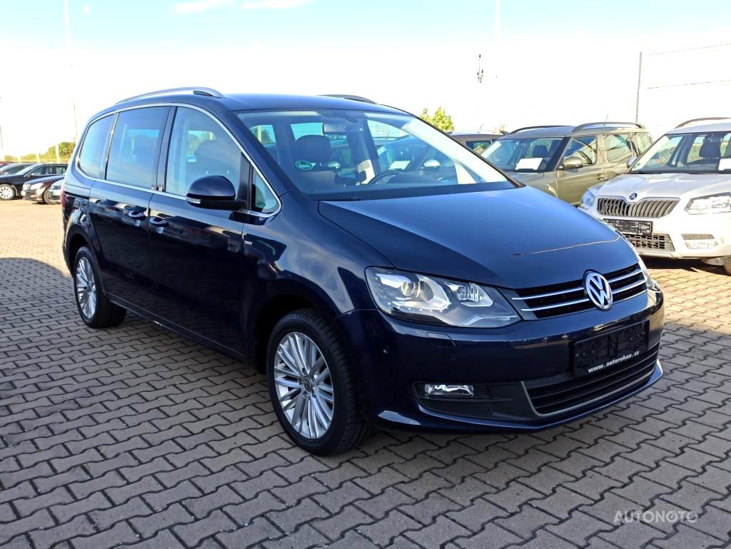 Volkswagen Sharan, 2014 - celkový pohled