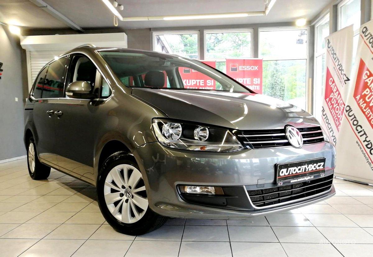 Volkswagen Sharan, 2018 - celkový pohled