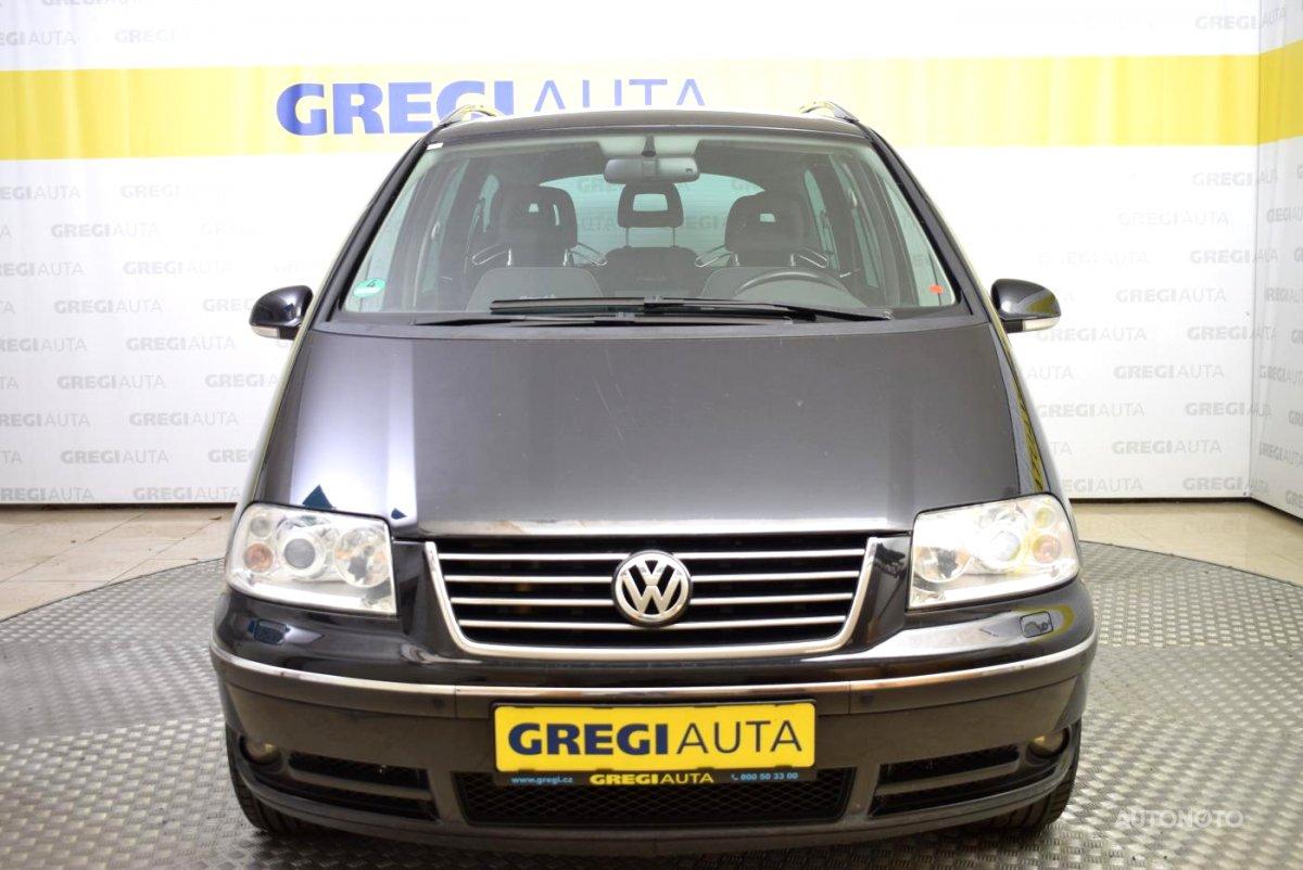 Volkswagen Sharan, 2008 - celkový pohled