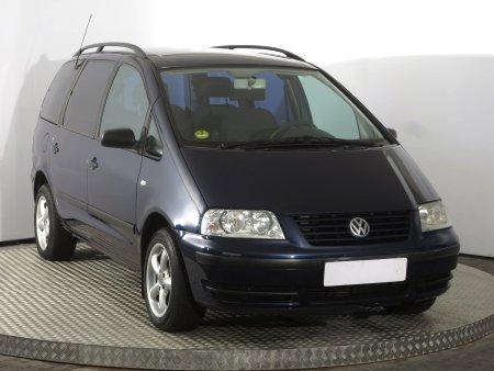 Volkswagen Sharan, 2000