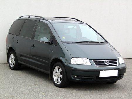 Volkswagen Sharan, 2006