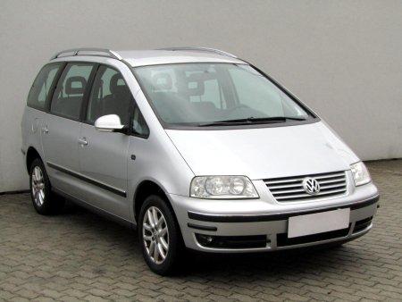 Volkswagen Sharan, 2009