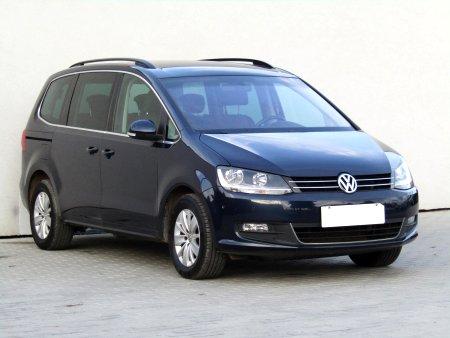 Volkswagen Sharan, 2011