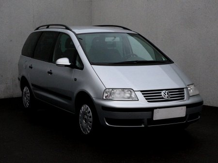 Volkswagen Sharan, 2004