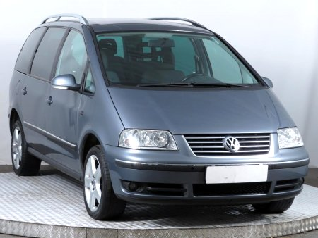 Volkswagen Sharan, 2010