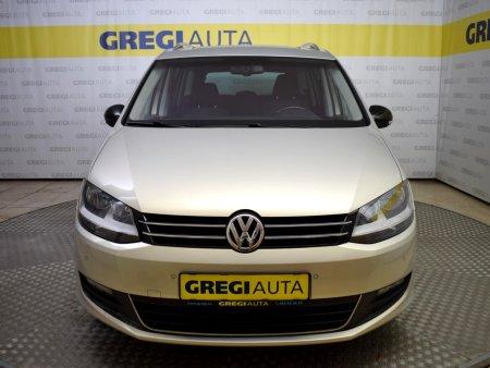 Volkswagen Sharan, 2012