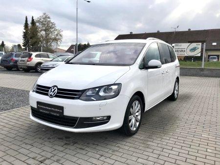 Volkswagen Sharan, 2013